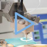 TPT Wire Bonder - Die Bonder - Diebonder HB75 Tool Rotation Video Thumbnail