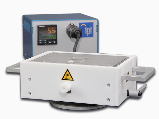 TPT Wire Bonder - Wire Bonder - Drahtbonder H86 externe Heiztisch Steuerung external Heater Stage Controller