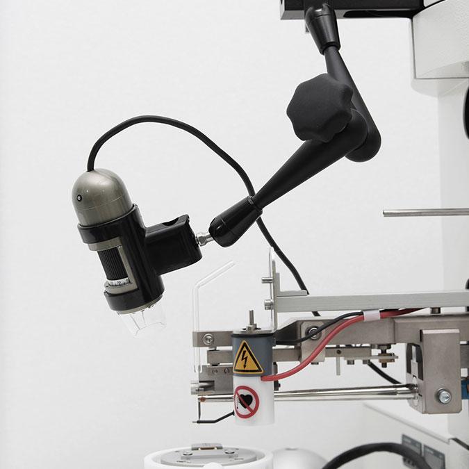 TPT Wire Bonder - Wire Bonder - Drahtbonder Diebonder Die Mikroskope Microscopes H88 USB Camera Kamera