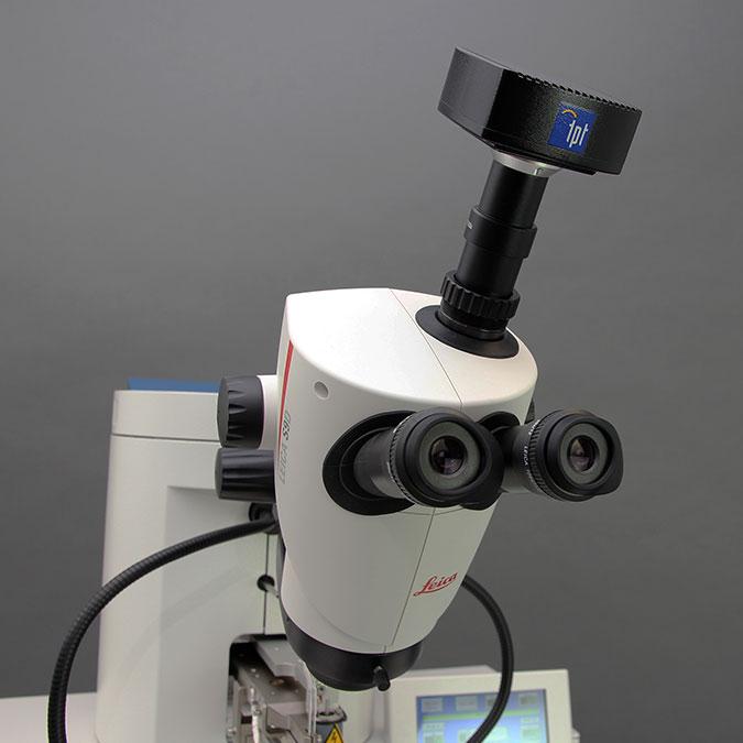 TPT Wire Bonder - Wire Bonder - Drahtbonder Diebonder Die Mikroskope Microscopes Leica S9D