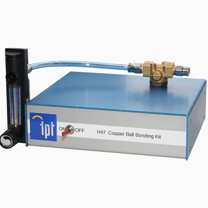 TPT Wire Bonder - Wire Bonder - Drahtbonder H47 Copper Kupfer Ball Bonding Kit