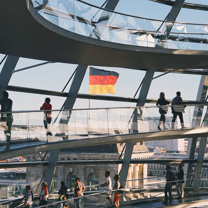 Made in Germany Reichstag