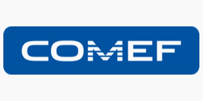 COMEF Sp. z. o. o. Sp.k. Logo