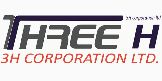 Three H Corp., Ltd. Logo