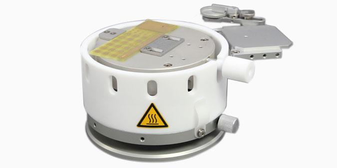 PT Wire Bonder - Wire Bonder - Drahtbonder H29 Heiztisch Heaterstage